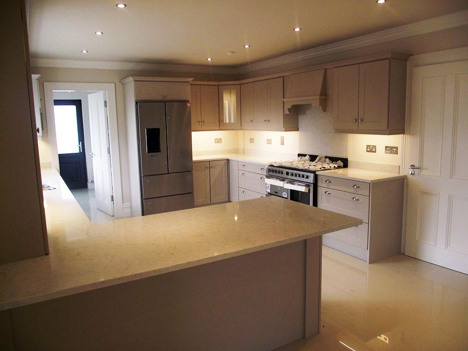 Bespoke kitchens cork bespoke kitchen designs bespoke for Kitchen design 60035
