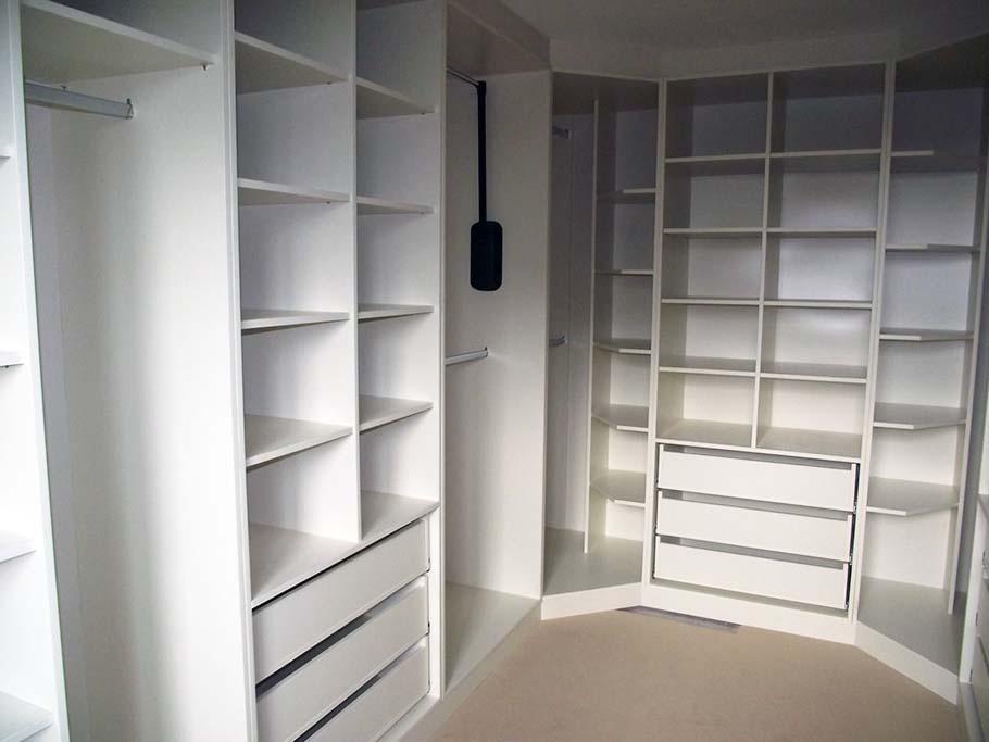 Walk In Wardrobe walk in wardrobes cork | walk in wardrobe designs and ideas